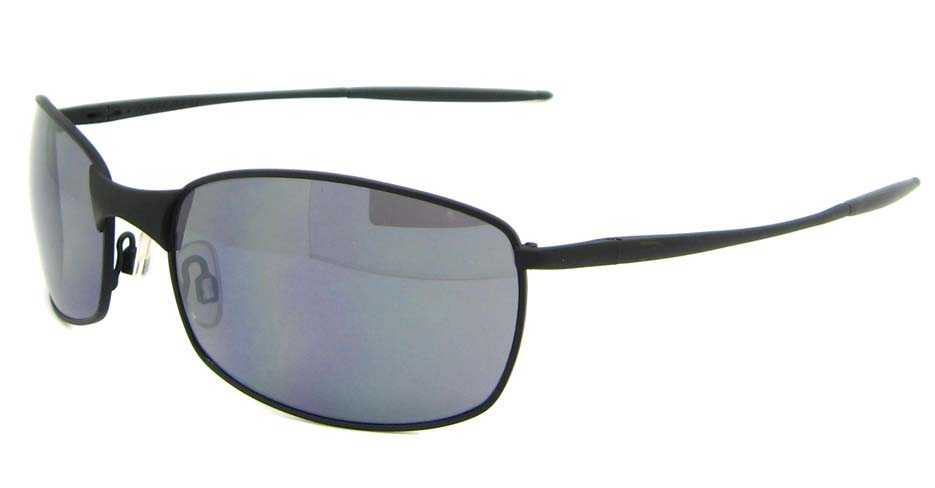 Black Metal Rectangular glasses frame XL-CH5270-HS