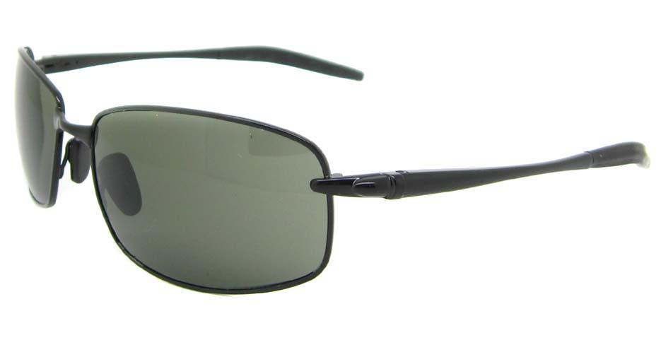 Black Oval metal glasses frame  XL-CO2023-C2