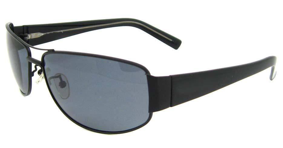 Black blend  rectangular glasses frame  XL-BP21008-HS