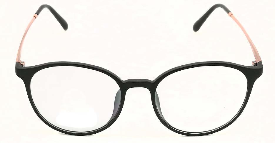 Black with gold TR90  polarized magnetic glasses frame FMH-TJ207-C1