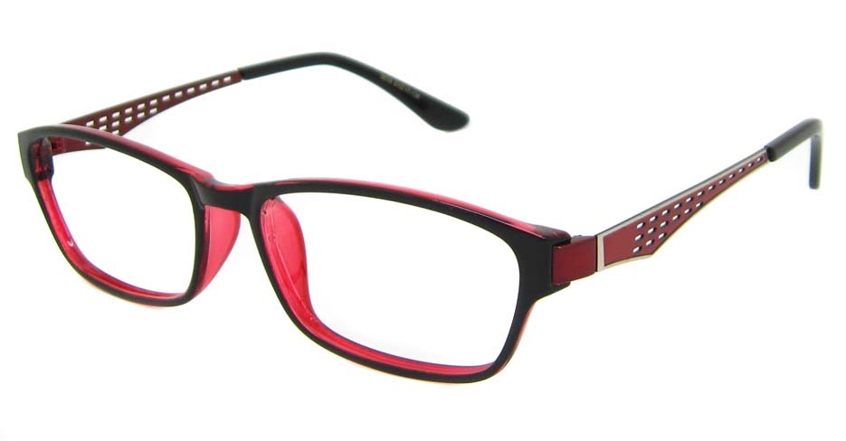 Black with red oval  metal and TR  WKY-WL3019-HHS