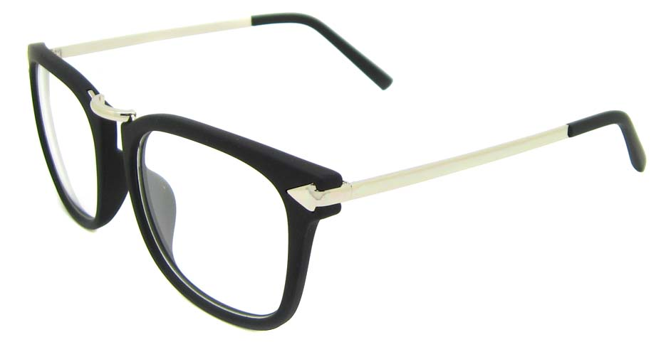 Matte Black retro blend  frame YM-OF5018-C6
