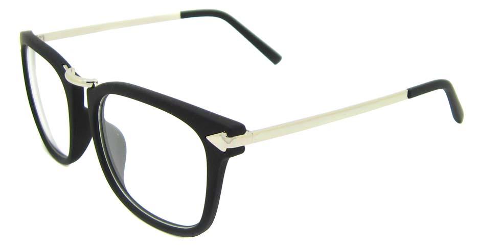 Matte Black retro blend  frame YM-OF5018-C6