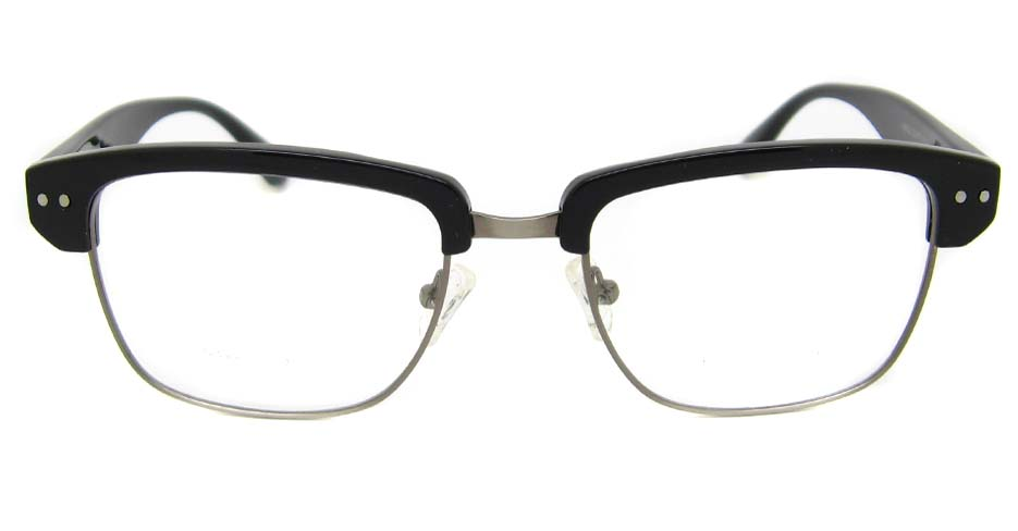 TR90 black oval glasses  frame SM-QDN90039-C1