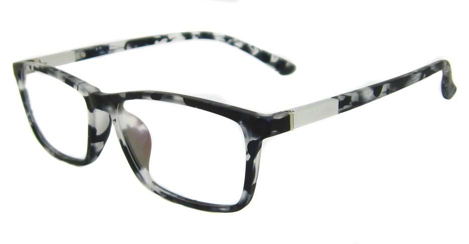 Tortoise TR90 Rectangular glasses frame TD-MDL0001-DHS