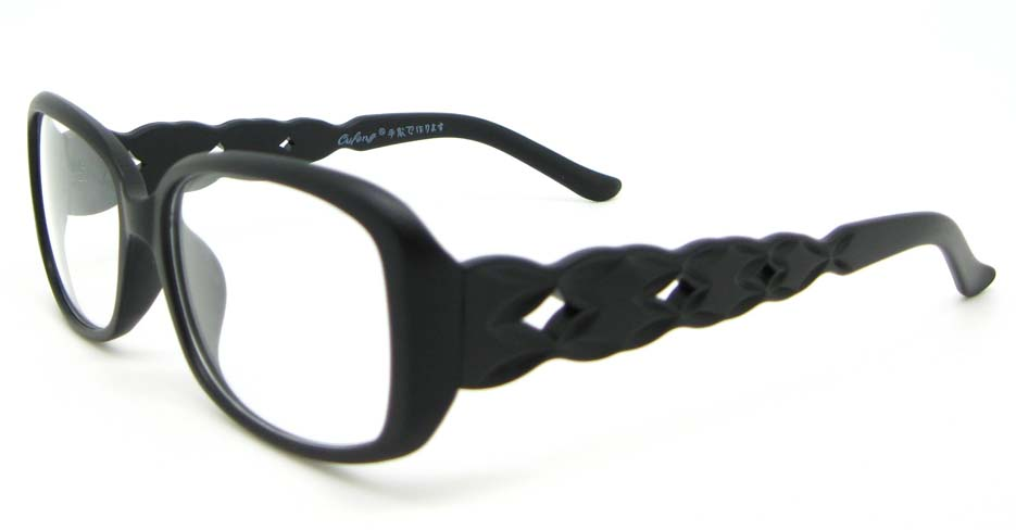 black  plastic over  glasses frame WLH-7105-C6