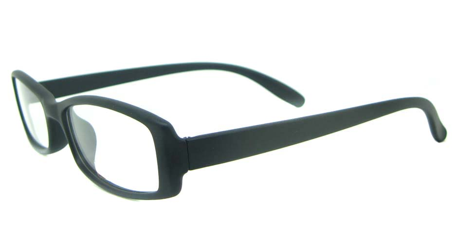 black Acetate Rectangular glasses frame YL-KLD8017-C2