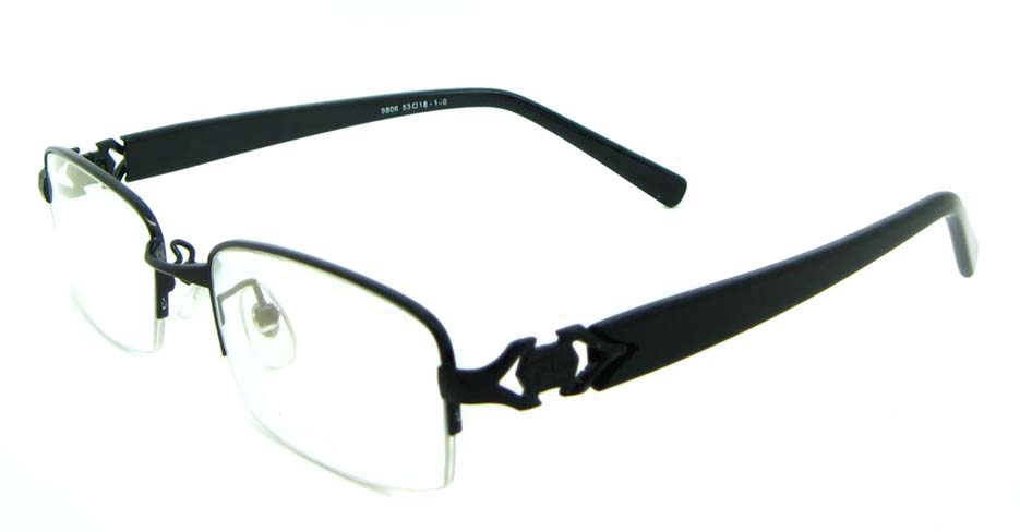 black blend Rectangular glasses frame JNY-FKL9806-HS