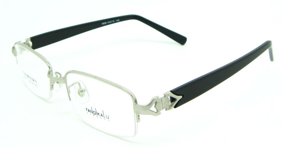 black blend Rectangular glasses frame JNY-FKL9806-Y