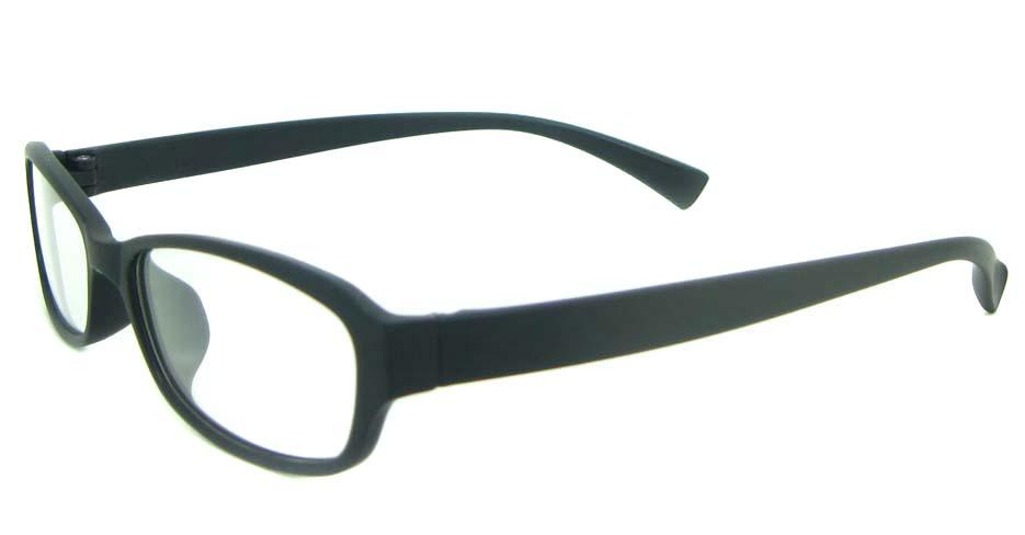 black oval tr90 glasses frame YL-KDL8030-C2