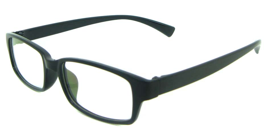 black tr90 Rectangular glasses frame YL-KDL8031-C1