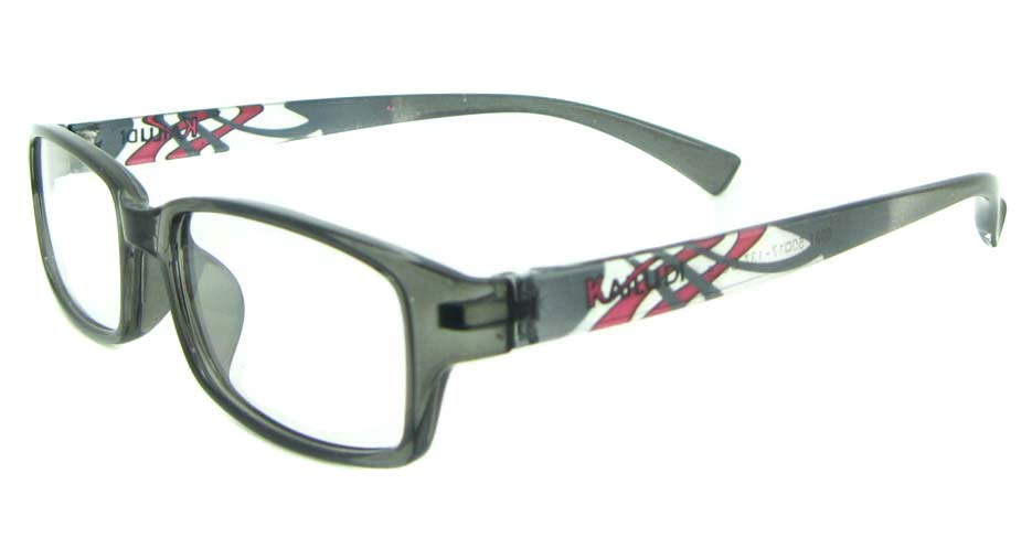 black tr90 Rectangular glasses frame YL-KDL8031-C6