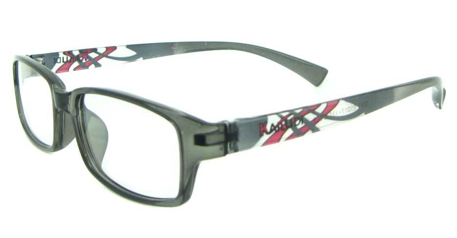 black tr90 Rectangular glasses frame YL-KDL8031-C6