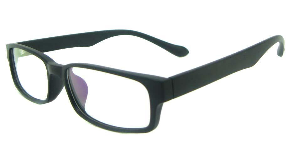 black tr90 Rectangular glasses frame YL-KDL8039-C2
