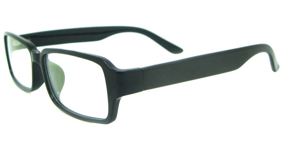 black tr90 Rectangular glasses frame YL-KDL8050-C1