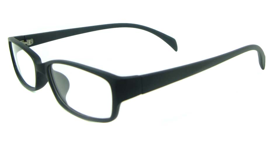 black tr90 Rectangular glassses frame YL-KDL8047-C2