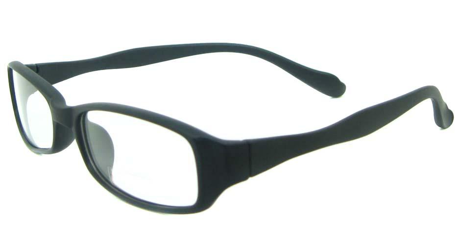 black tr90 oval glasses frame JNY-KM8885-Q