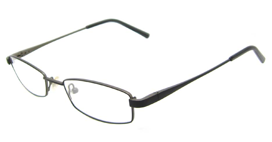 grey blend metal glasses frame HL-CRB0001-HHS