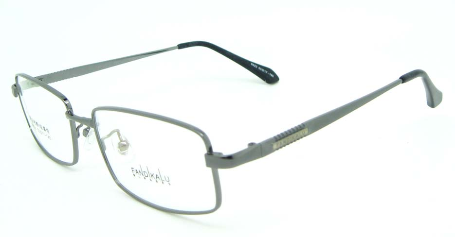grey metal Rectangular glasses frame JNY-FKL9822-Q