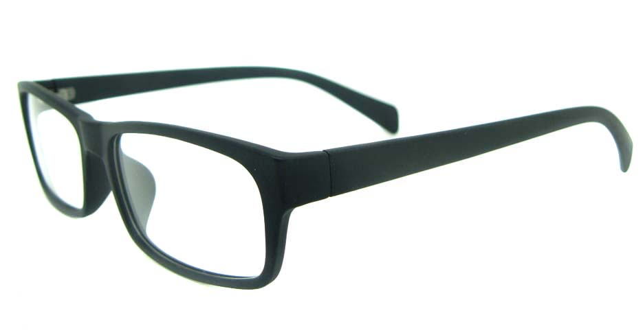 grey rectangular blend glasses frame YL-KLD8052-C2