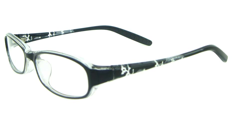 grey tr90 rectangular glasses frame YL-KLD8022-C6