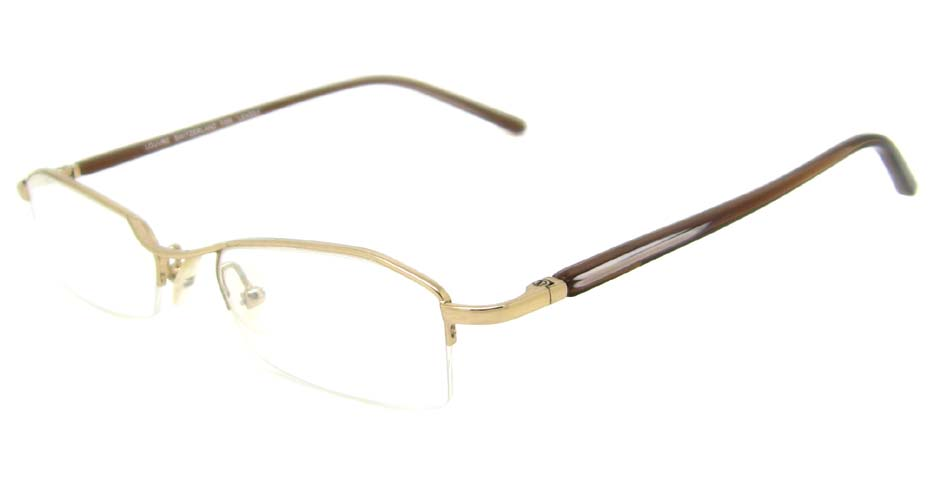 khaki blend  glasses frame HL-LE310-PR91